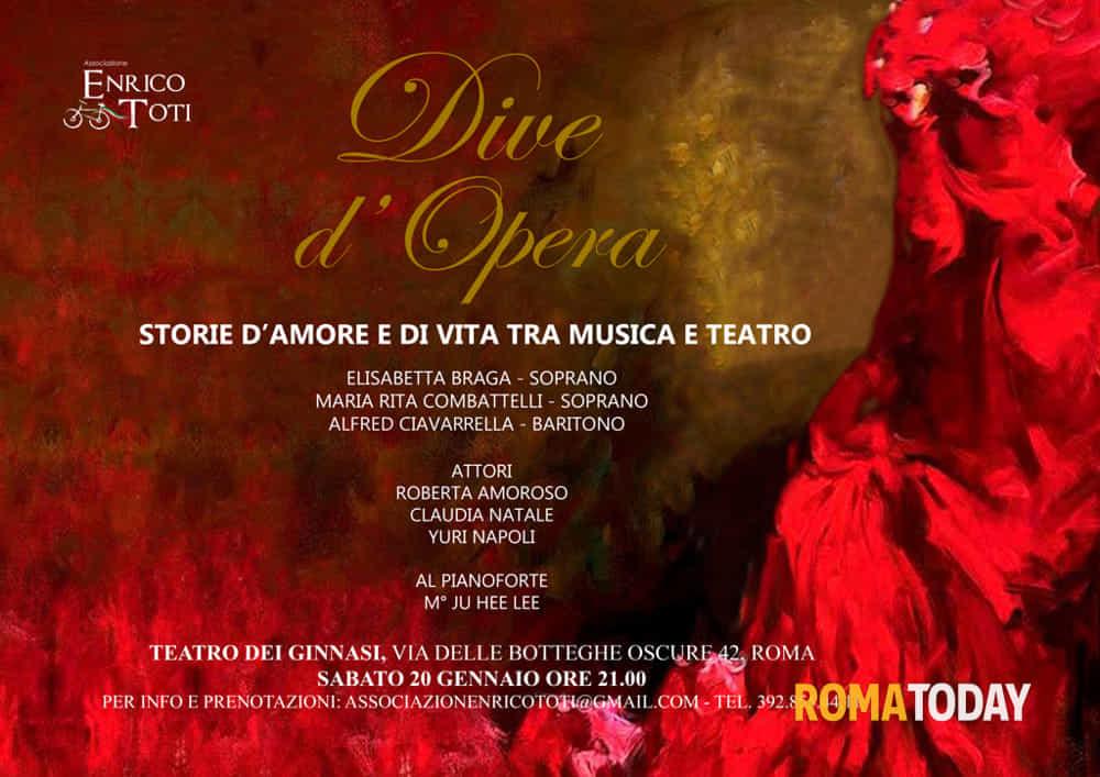 Dive d 39 opera al teatro dei ginnasi roma e dintorni notizie - Dive per sempre ...