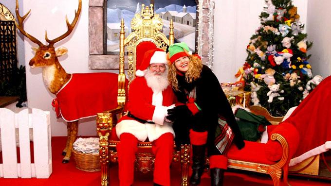 Befana E Babbo Natale.Fiuggi Con Babbo Natale Aspettando La Befana Roma E Dintorni
