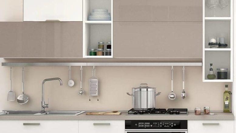 Come arredare una cucina piccola: soluzioni \