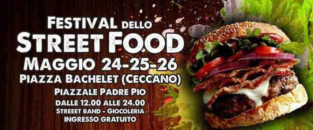 Ceccano, festival dello street food - Roma e dintorni notizie