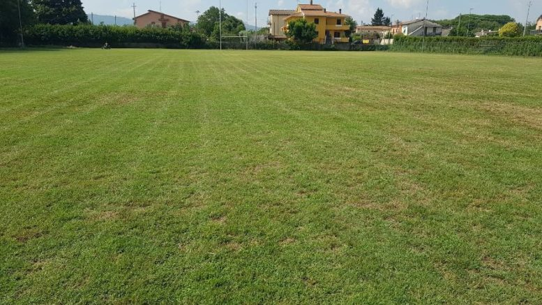 campo sportivo Macere Artena