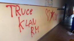 Atti vandalici Valmontone